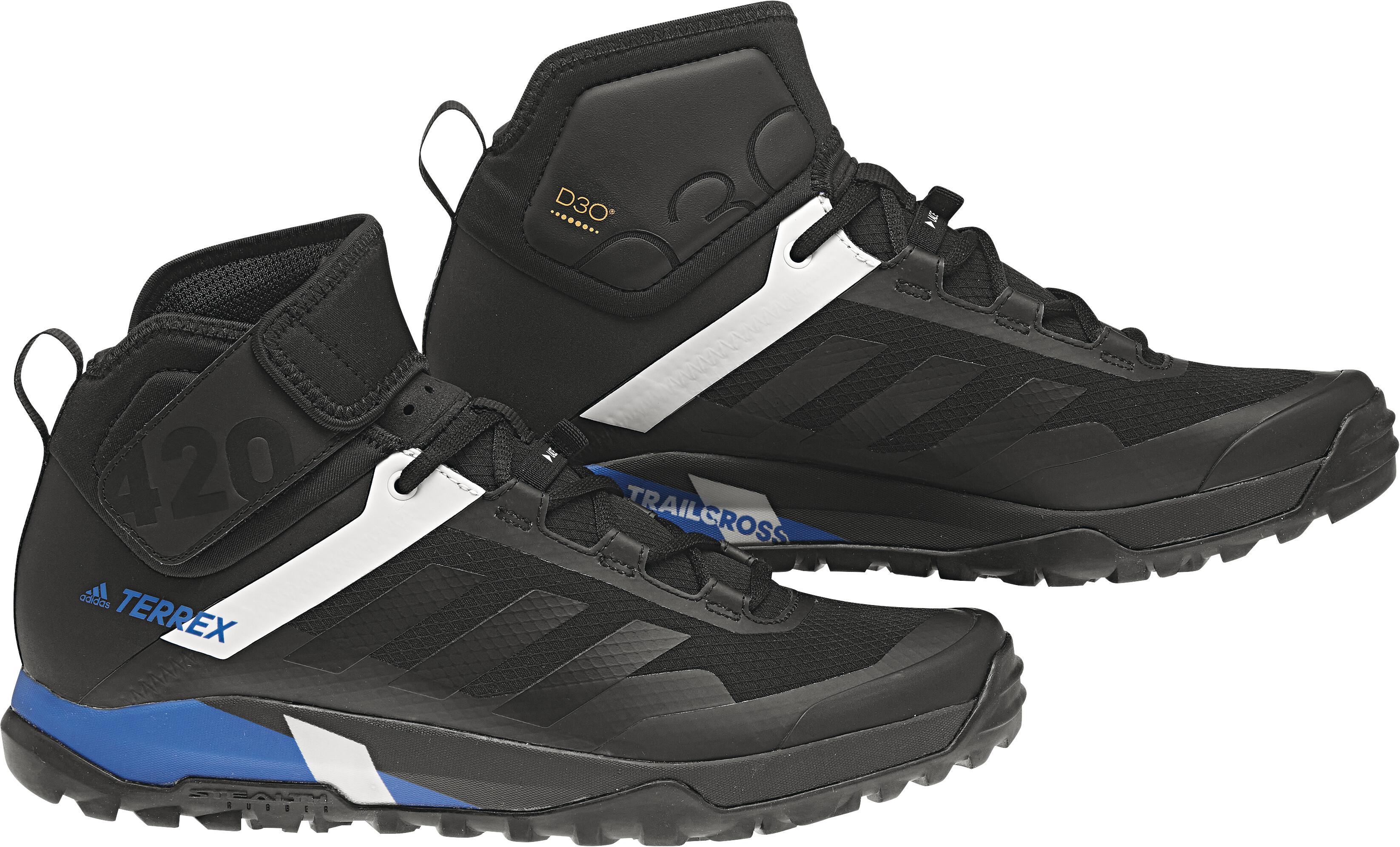 1926a981edf adidas TERREX Trail Cross Protect Shoes Men blue beauty/core  black/collegiate navy